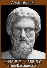 an introduction to the life of aristophanes A short summary of aristophanes's lysistrata this free synopsis covers all the crucial plot points of lysistrata.