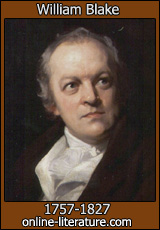 William Blake - Biography and Works. Search Texts, Read Online ...