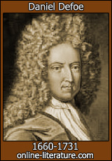 analysis of the adventure novel robinson crusoe written by daniel defoe Robinson crusoe by daniel defoe: summary robinson crusoe is an english man from the town of york who is the youngest son of a merchant of german origin.