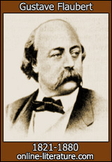A literary analysis of a simple life by gustave flaubert