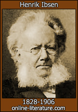 a summary and interpretation of henrik ibsens play an enemy of the people An enemy of the people henrik ibsen 1882 introduction author biography plot summary characters themes style historical context critical overview criticism.