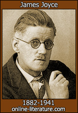 James Joyce wrote
