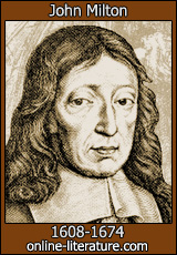 John Milton on shakespeare summary