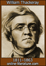 William Makepeace Thackeray
