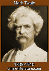 luck mark twain essays