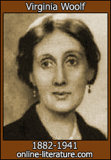 Virginia Woolf - Biography and Works. Search Texts, Read Online ...