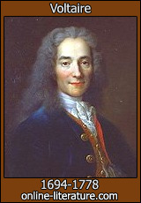 a brief analysis of themes and ideas of candide voltaire works In spite of this, candide is one of the funniest works in literature voltaire effectively uses humor candide: a critical analysis 'voltaire' is a very prominent name in the history of intellectual literature associated with philosophy after candide's brief kiss with.