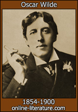 Image result for oscar wilde seated