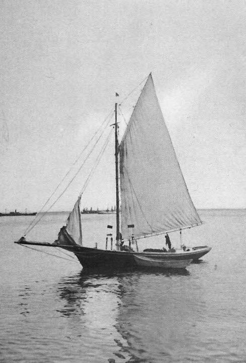 A Provincetown fishing-vessel