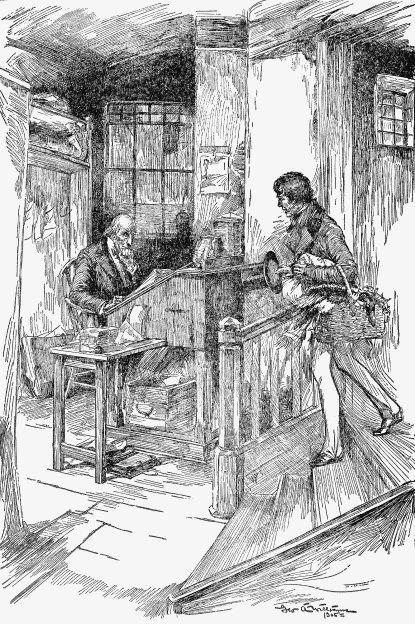 A Christmas Carol by Charles Dickens: Stave 1: Marley's Ghost