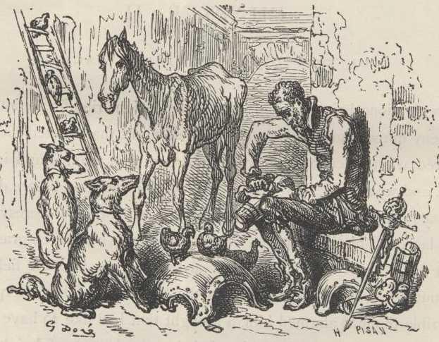 Don Quixote By Miguel De Cervantes Chapter I